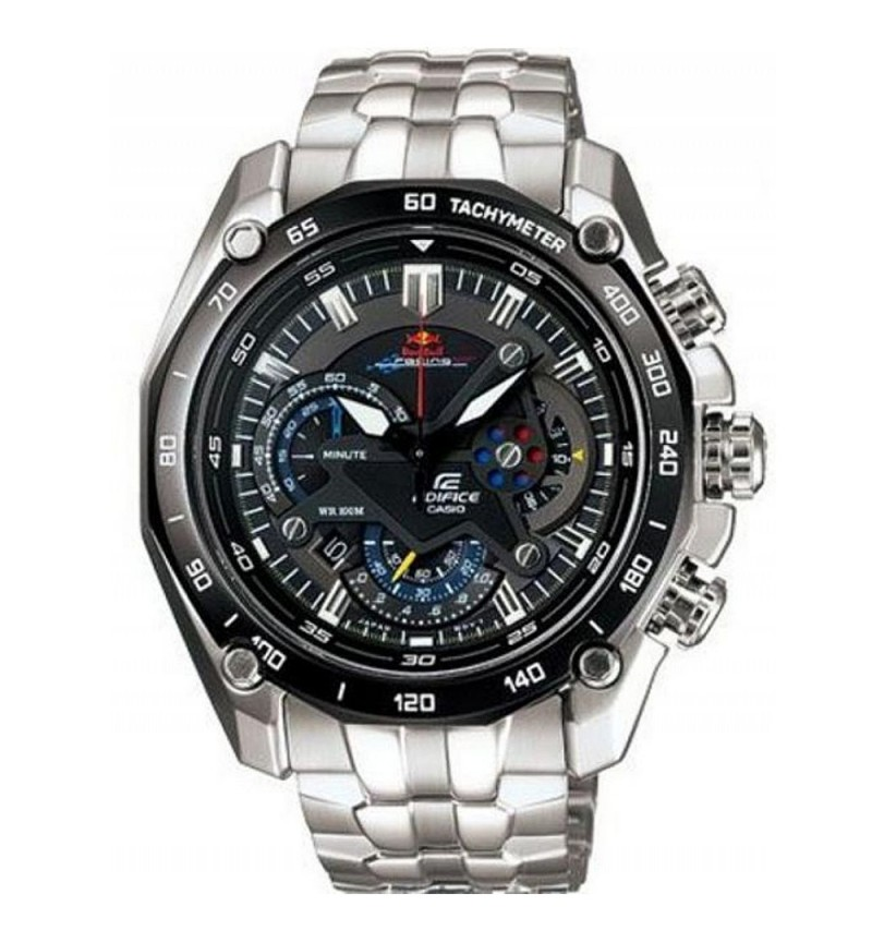 CASIO EDIFICE CHRONOGRAPH WATCH EF-550RBSP-1AV