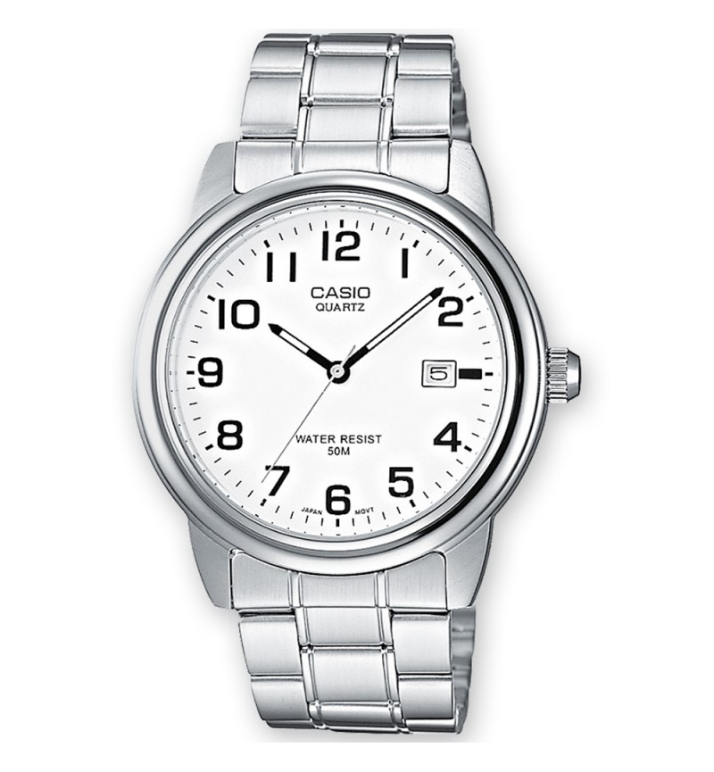 Casio Collection Stainless Steel Bracelet MTP-1221A-7BVEF