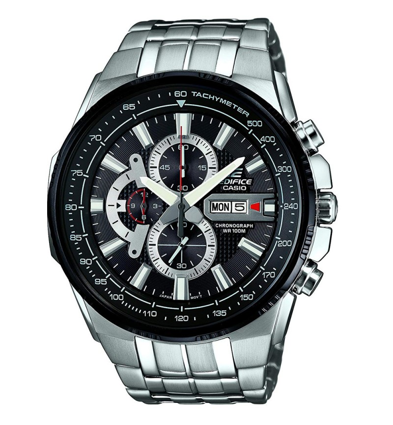 CASIO Edifice Stainless Steel Chronograph EFR-549D-1A8VUEF