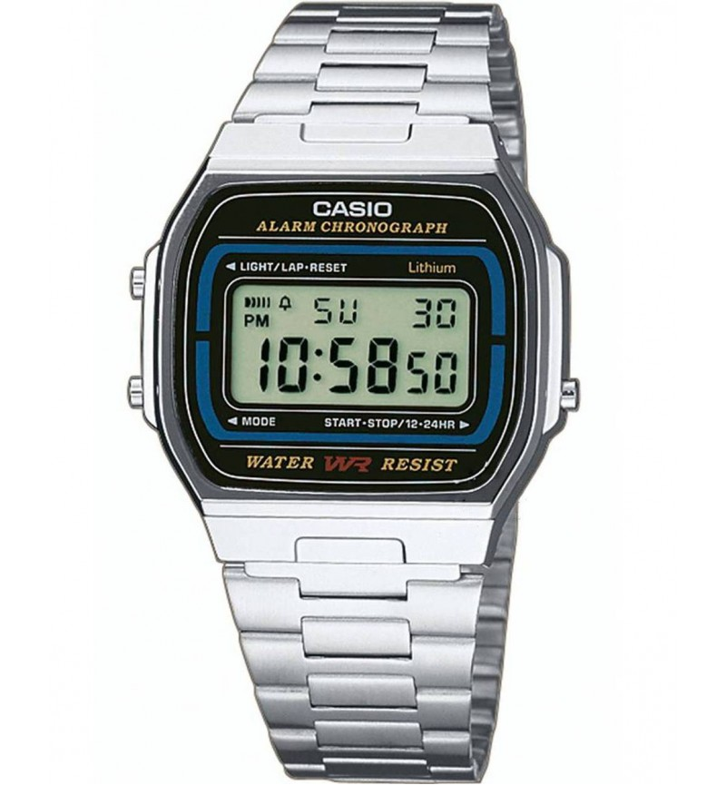 CASIO Collection Stainless Steel Bracelet