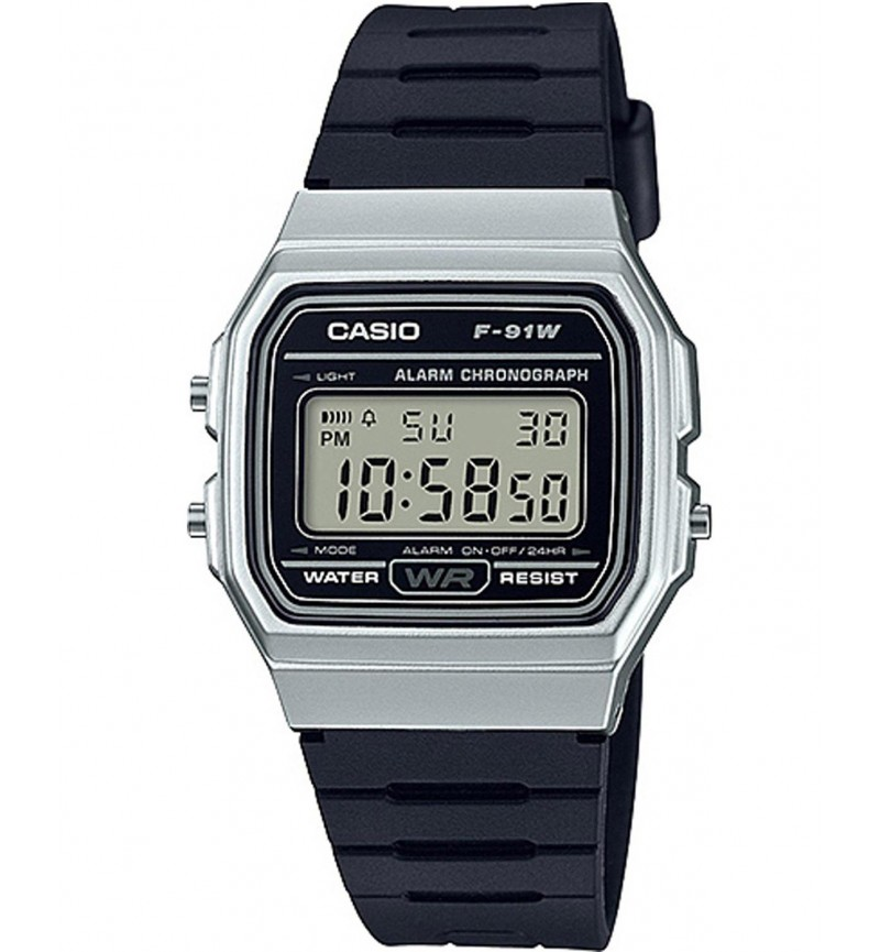 Casio F-91WM-7AEF