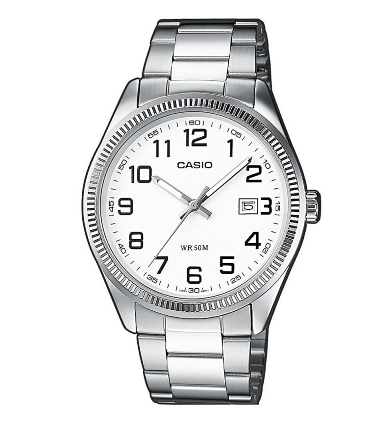 CASIO Collection Stainless Steel Bracelet LTP-1302PD-7BVEF
