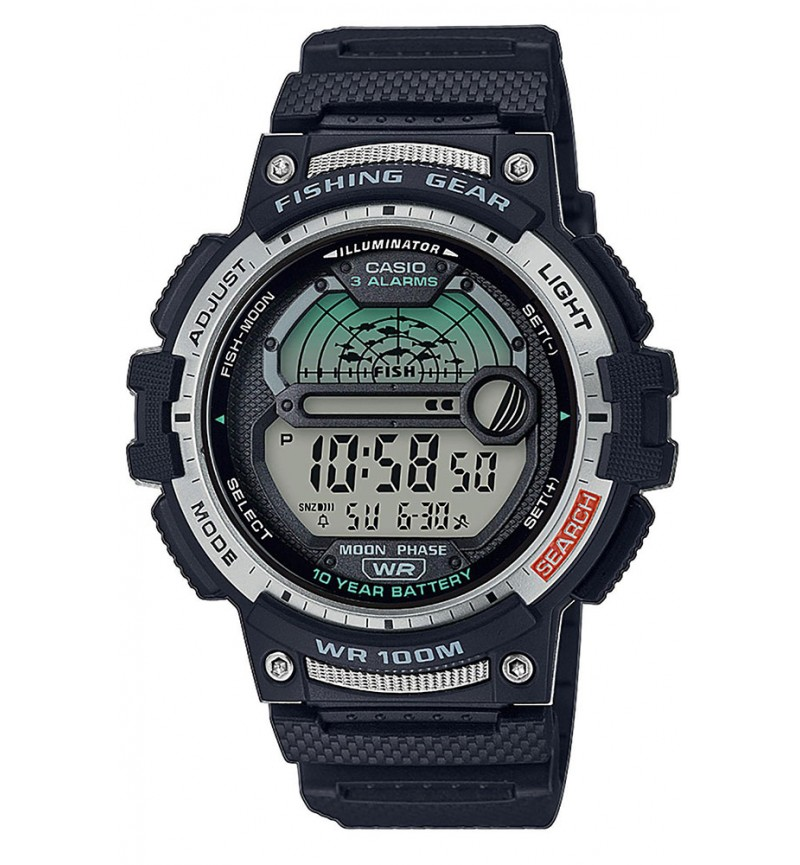 Casio Sports WS-1200H-1AVEF