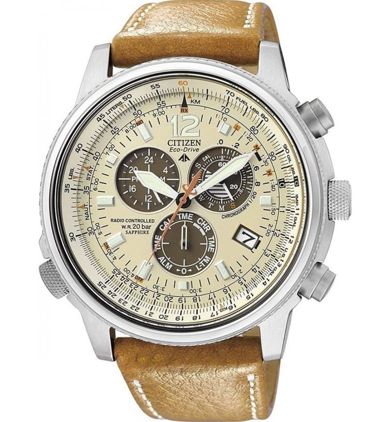Citizen Eco-Drive Chronograph CB5860-35X