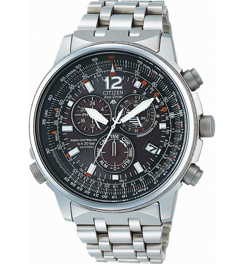Citizen Eco-Drive Chronograph AS4020-52E