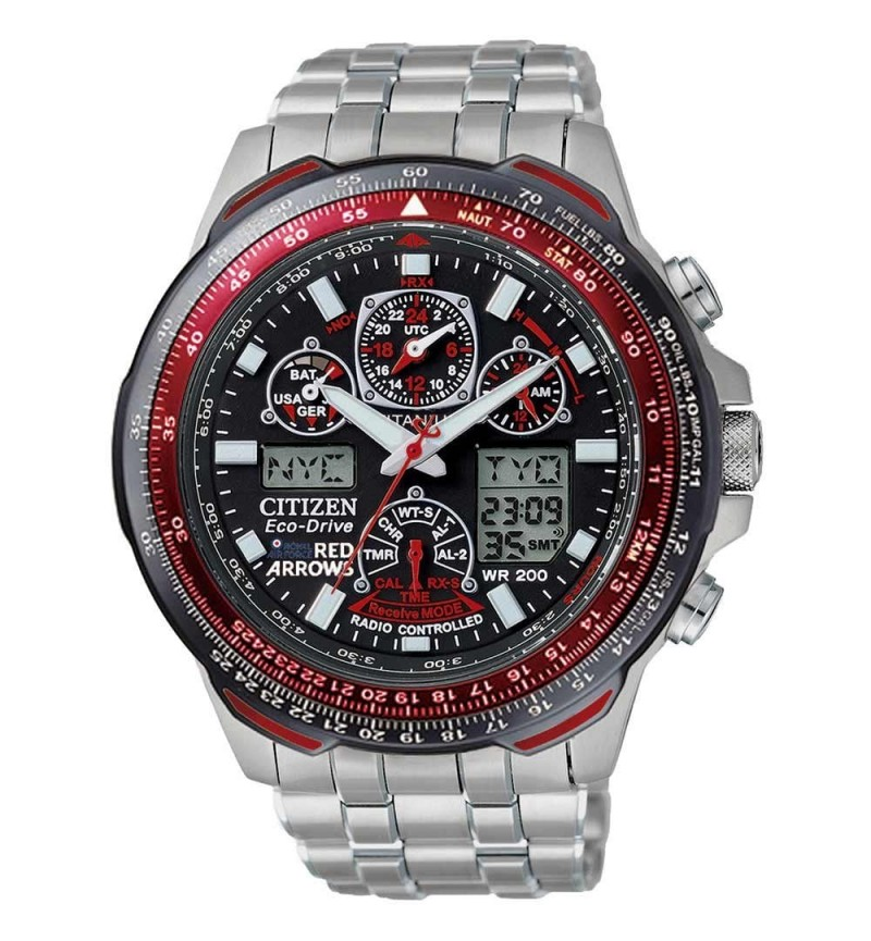 Citizen Arrows Skyhawk JY0110-55E