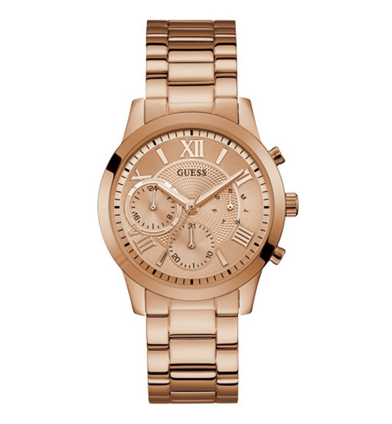 GUESS CRYSTALS MULTIFUNCTION W1070L3