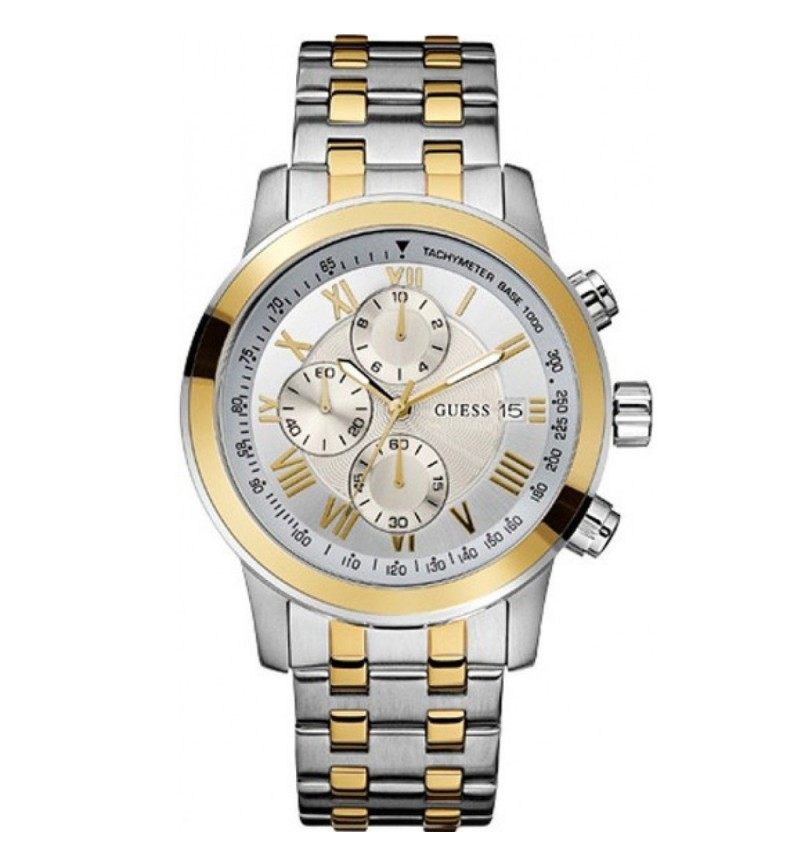 Guess Dress Mens Watch W15520G1