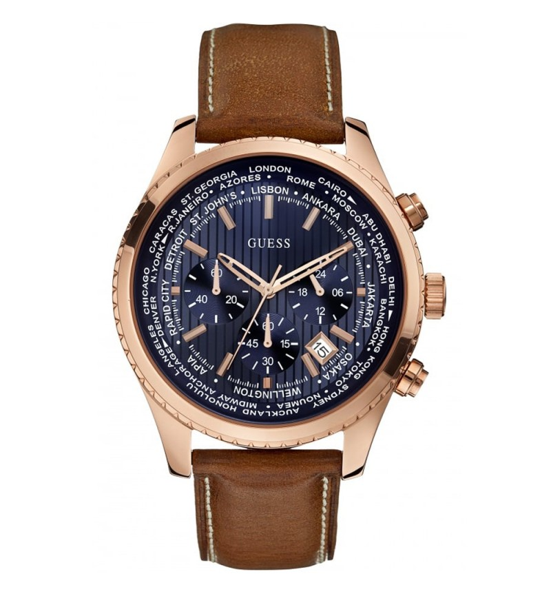 Guess Men's Pursuit Chronograph W0500G1