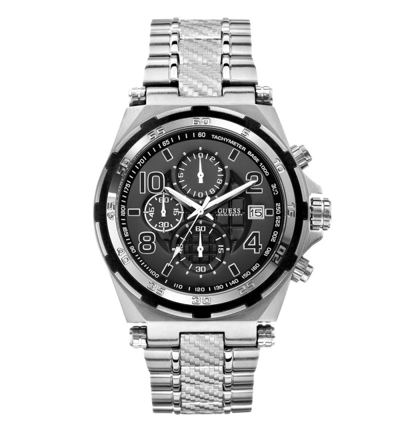 Guess Multifunction Stainless Steel Bracelet W0243G1