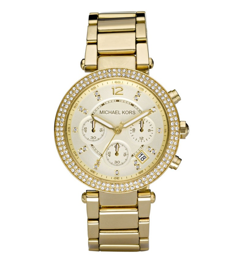 Michael Kors Ladies Chrono Watch MK5354