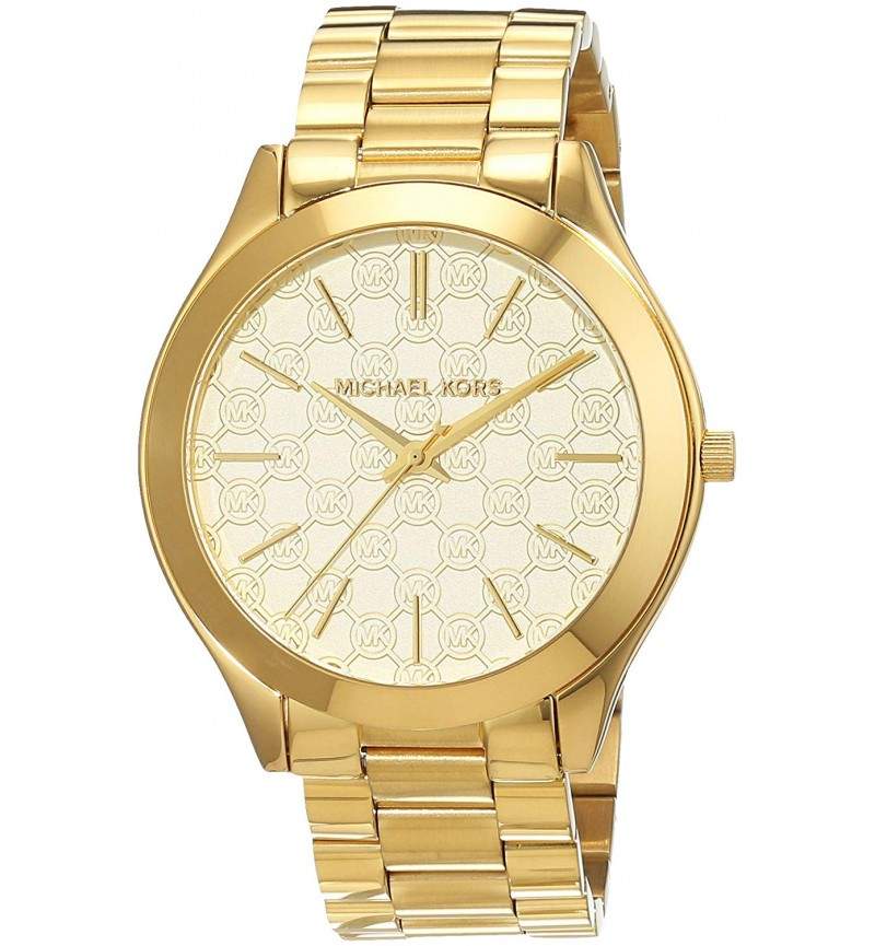 MICHAEL KORS RUNWAY SLIM GOLD MK3335