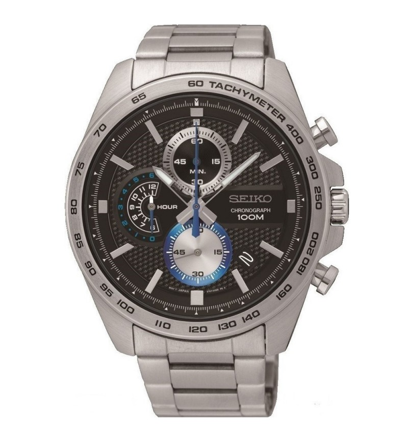 Seiko Sport Mens Chrono Watch SSB257P1