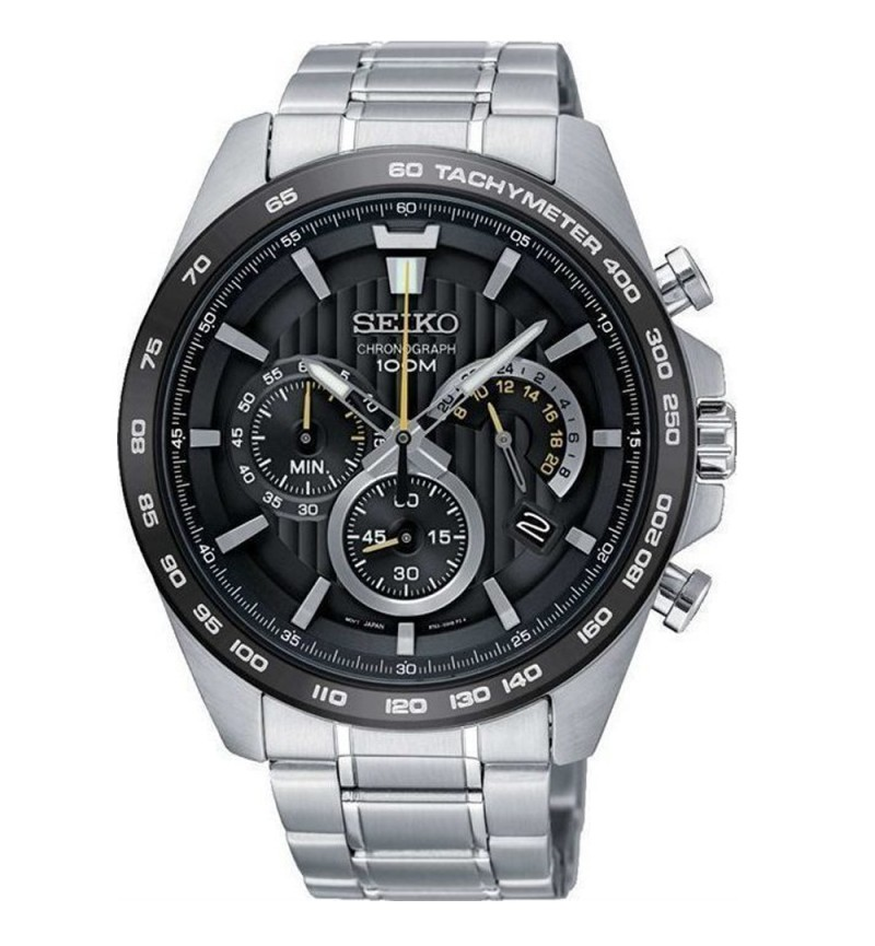 Seiko Chronograph Watch SSB303P1