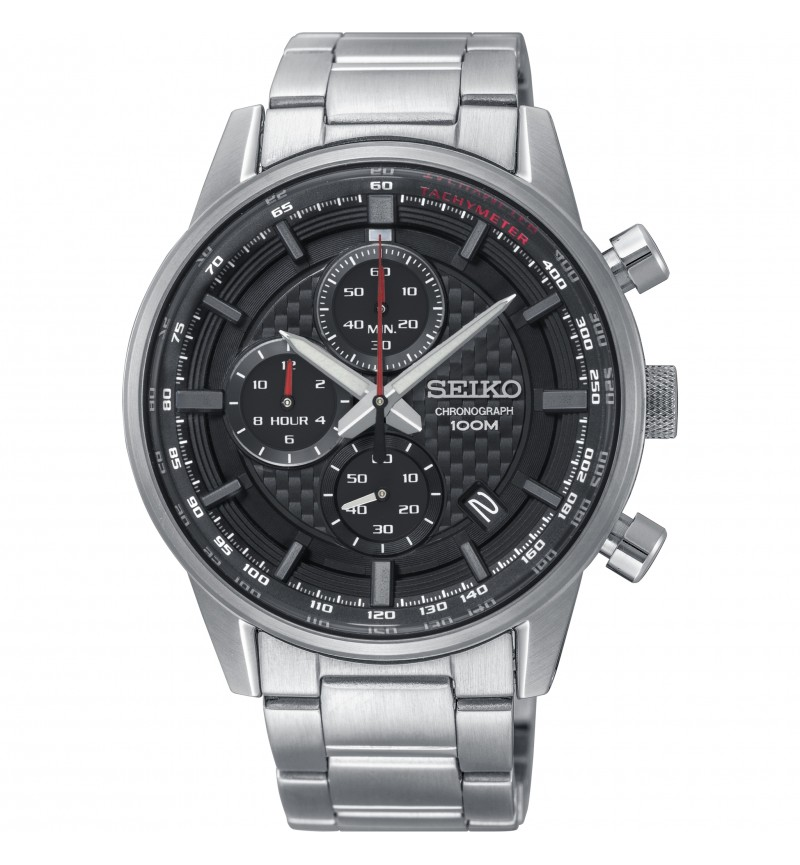 Seiko Mens Chrono Watch SSB313P1