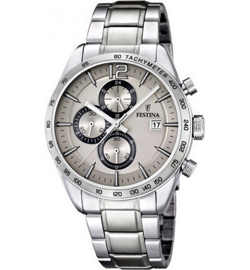Festina Mens Chrono Watch F16759/2