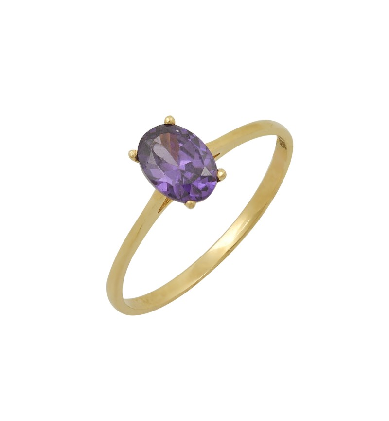 RING SOLITAIRE 1237