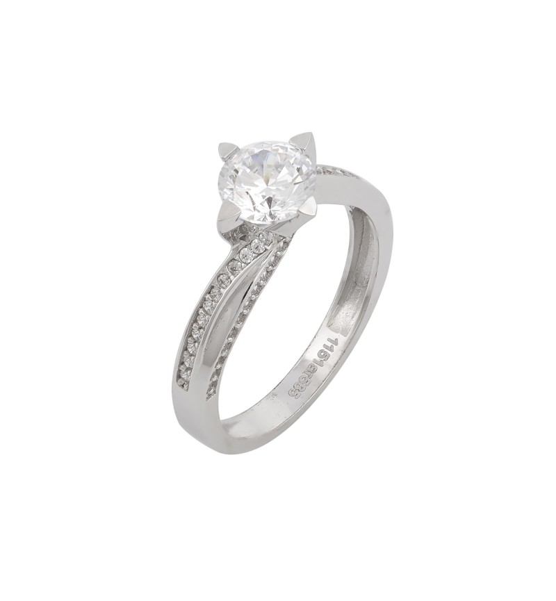 SOLITAIRE RING 1156