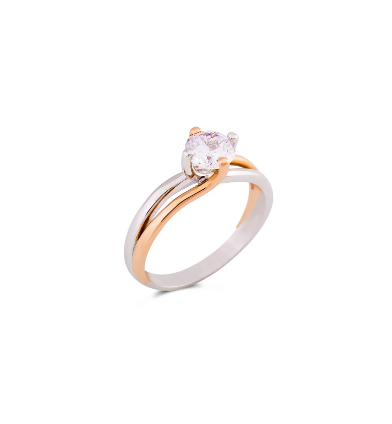 Solitaire ring 1012