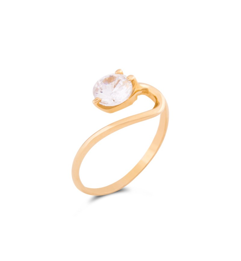 Solitaire Ring 1025