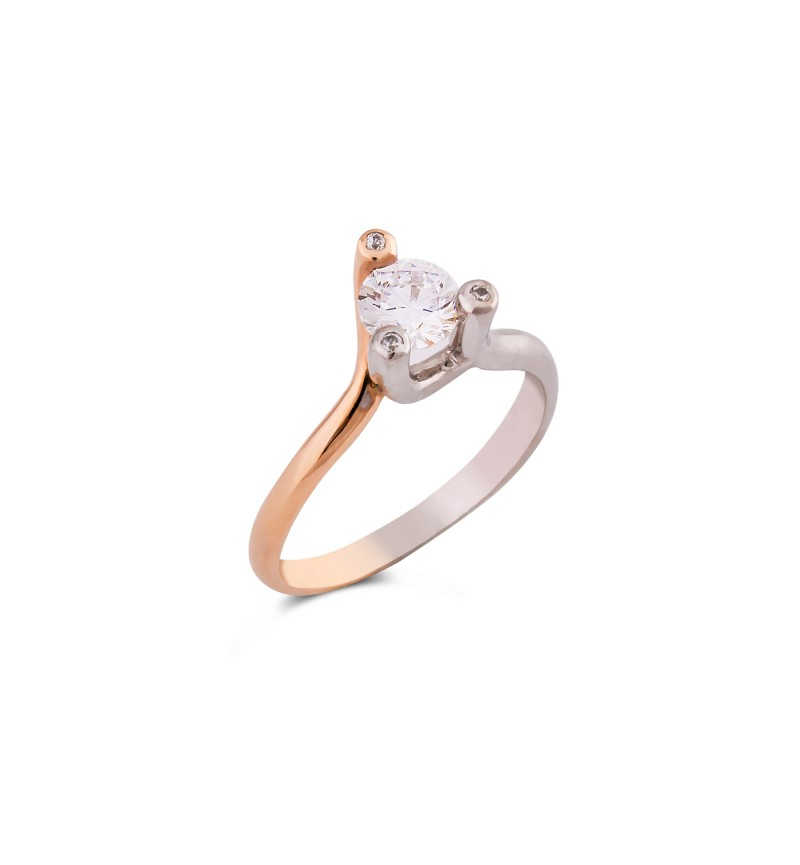 Solitaire ring 1029