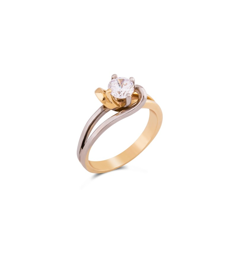 Solitaire ring 1033