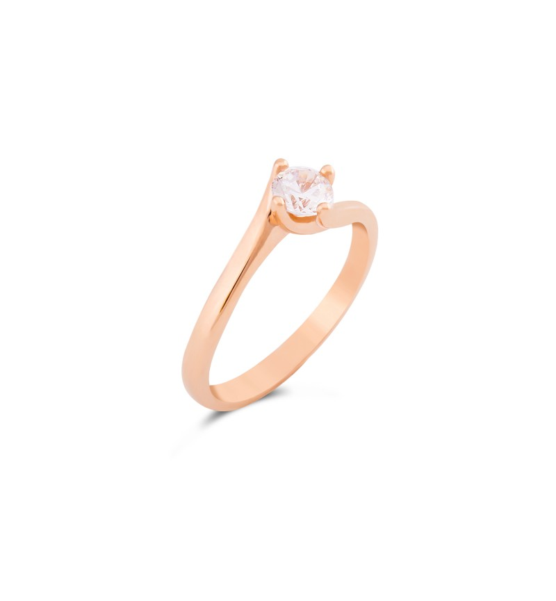 Solitaire ring 1062