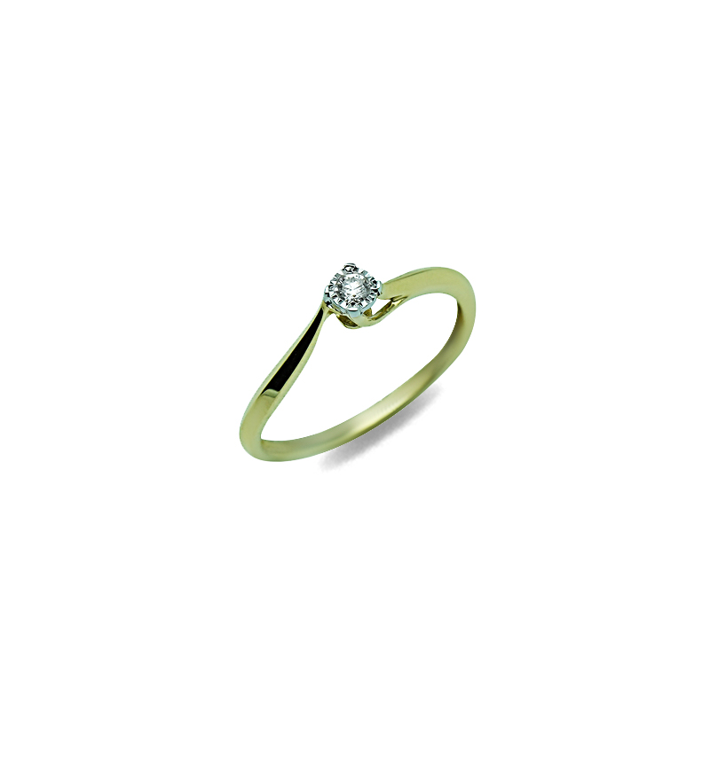 DIAMOND SOLITAIRE RING 181