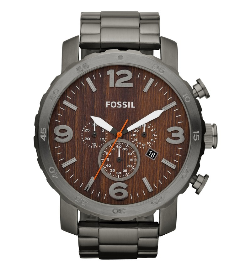 FOSSIL Nate Chronograph 50mm JR1355