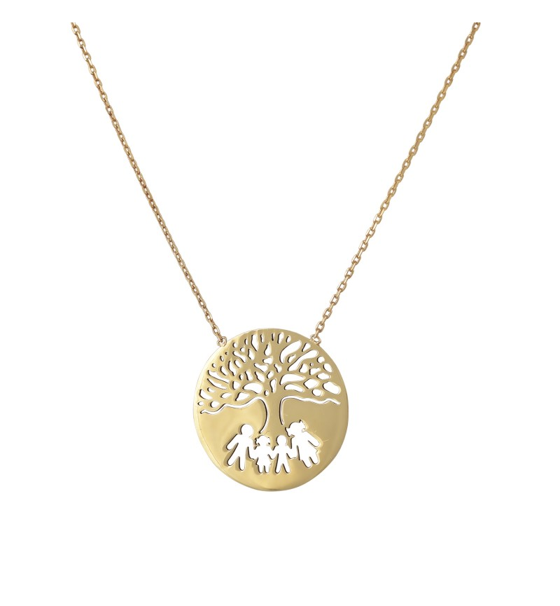 NECKLACE FAMILY TREE