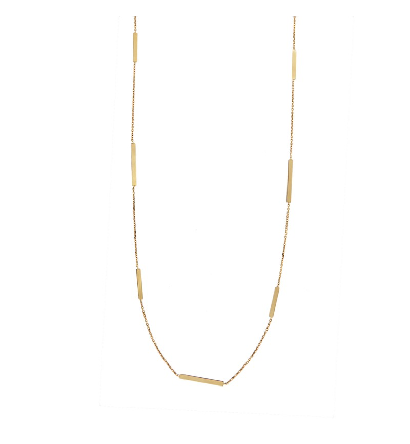 NECKLACE MINIMAL LINES