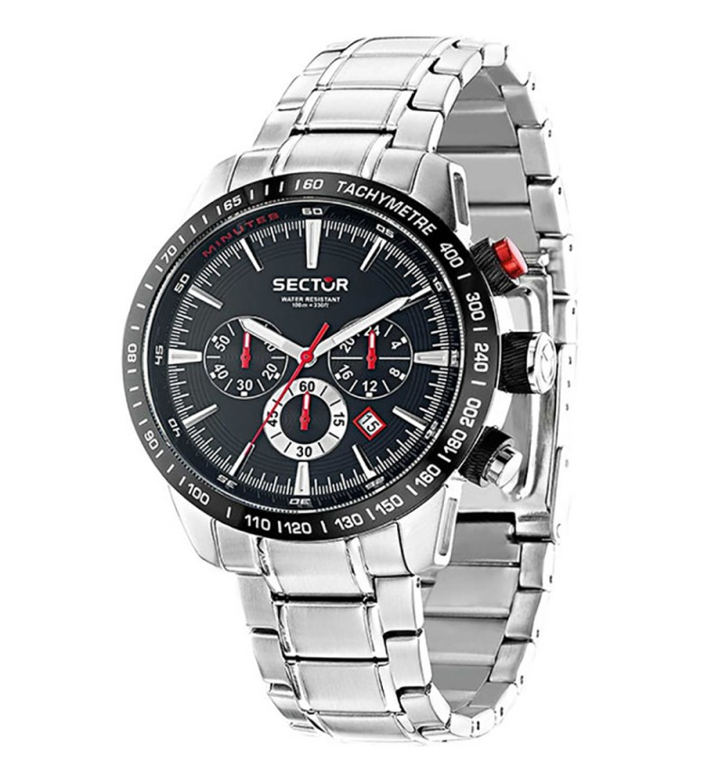 SECTOR Racing 850 Stainless Steel Chronograph R3273975002