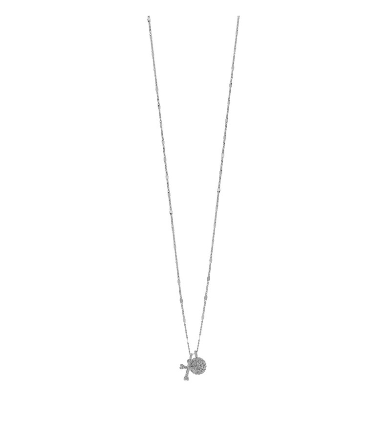 NECKLACE CROSS-TARGET