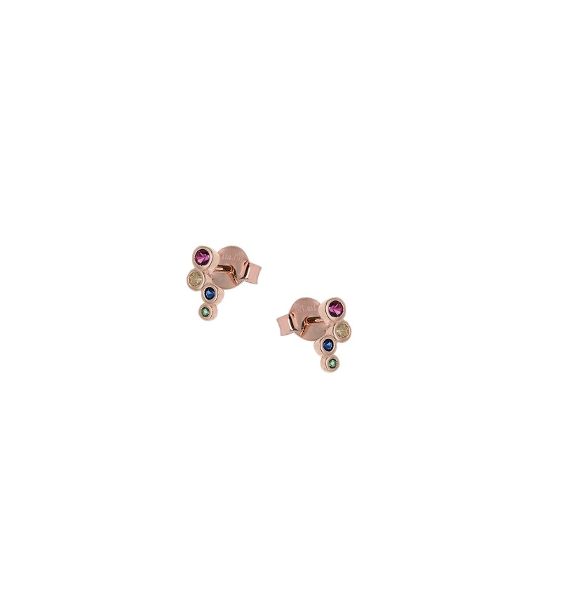 EARRINGS RAINBOW BUBBLES