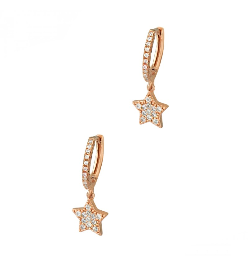 SHINY STARS EARRINGS
