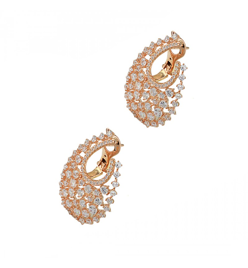 EARRINGS GLOWING DOTS
