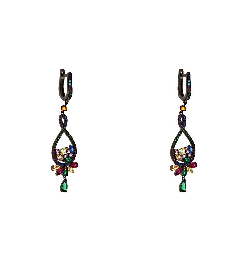 EARRINGS BOHO CHIC