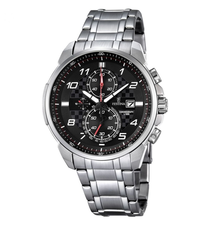 FESTINA Chronograph Stainless Steel Watch F6842/4