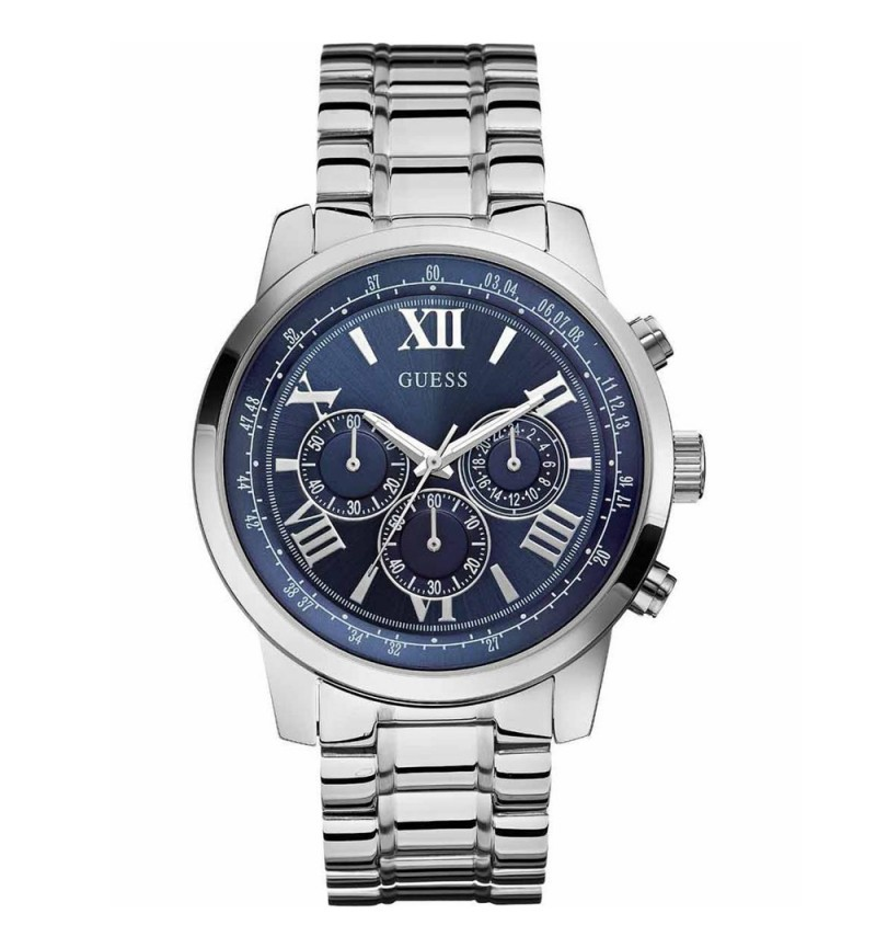 GUESS Horizon Stainless Steel Chronograph W0379G3