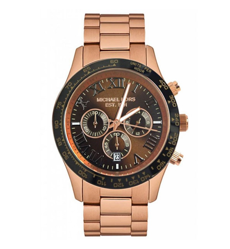 Michael Kors Layton Rose Gold MK8247